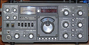 FT-902 - a yesteryear top of the range rig