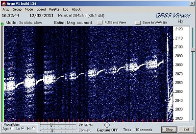 10MHz Beacon WITHOUT X-Lock