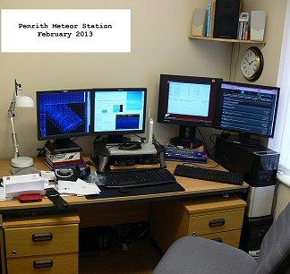 Penrith Meteor Station