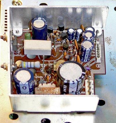 TS-180S AVR Board